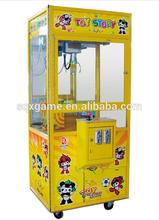 mini plush toy claw crane machine mini toy vending machine plastic capsule