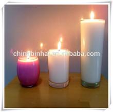 White Candle, Velas, Bougies, White Utility Household Candle