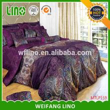 bulk bed sheets/cross stitch bed sheet/wholesale comforter bedding sets