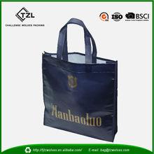 Wholesale cheap price non woven foldable large reusable shopping bag, men bag