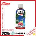 F- houssy pura de coco de agua embotellada al por mayor venta al por mayor de agua de agua de coco