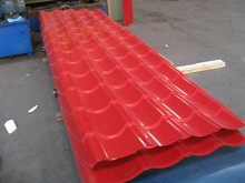 colored Galvanized iron sheet with price as roofing materials