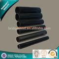 tubos de soldadura de carbono negro tubo de acero soldado de tuberías