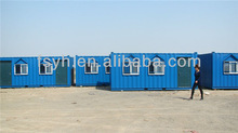 eps wall panel 40ft container house/home luxury