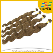 Hair Weaving Hair Extension Type and No Virgin Hair nubian twist