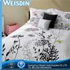golden wholesale fabric cotton girl crib bedding set