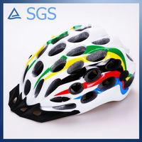 Latest new arrival lightweight mesh liner carbon fiber adult bike helmet