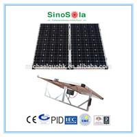 200w folding solar panel kits for 12v car battery