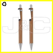 wood ballpoint pen with wooden pen holder, wood animal pen