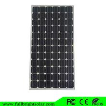 High Efficiency Best Price Mono Crystalline Solar Panel 250W