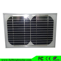 New Product Monocrystallie 10 Watt Solar Panel Price India