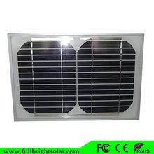 New Product Monocrystallie 10 Watt Solar Panel Price India