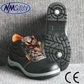Nmsafety construção calçados de segurança do trabalho sapato segurança do trabalho sapato para mercado do oriente médio