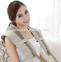Newest heating massage belt for back/neck/shoulder massage, easy to use
