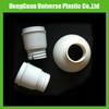 Plastic LED lamp parts
