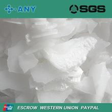 White Flakes 90% 95% Potassium Hydroxide/Caustic Potash
