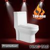 chaoan cheap ceramic toilet fast construction prefab toilet