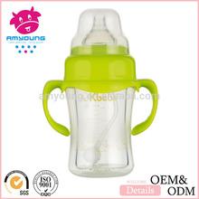 adult baby milk powder BPA free 120ml / 4oz glass feeding bottle biberones venta al por mayor