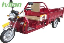 2014 popular and new design electric cargo trike for india