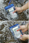 Wholesale Eco-Friendly pvc waterproof mobile bag for iphone 6