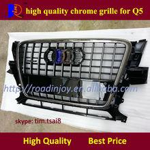 chromed grille for Q5 2009-2012 old Q5 chrome grille chromed grill chrome grille for Q5