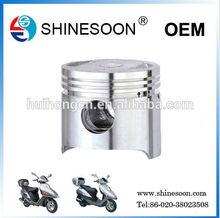 New high performance aluminum motorcycle engine piston sale