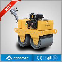 CONSMAC used bomag dynapac sakai mini vibratory road roller for sale