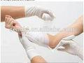 Tala médica, resistente à umidade ortopédica fundição fibra de joelho splint