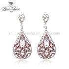 Top sale fashion style stud jewelry gold earrings new model 2014
