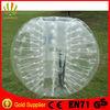 hot sale pvc or tpu outdoor cheap custom human inflatable bumper bubble ball