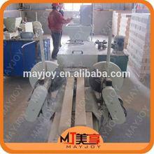 2 sides single/double head wooden pallet leg making machine