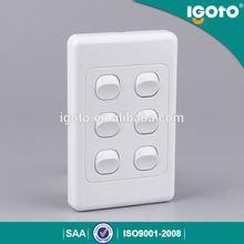 igoto AS312-V Wireless Remote Control Electric Wall Switch