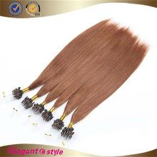 Human Remy Hair Micro-ring Hair Extension,Peruvian Hair
