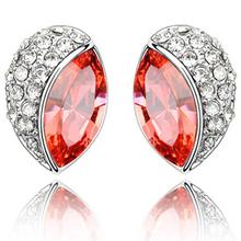 Jewelry Wholesalers New York Crystal Tear Drop Earrings Stone Earring