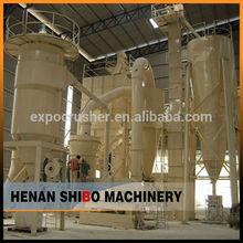 raymond mill for black talcum powder manufacture
