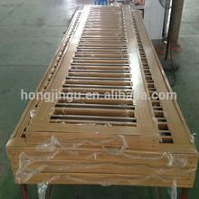 metal building materials/wood aluminum profiles/ section aluminum for doors and windows