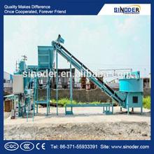 Sale color brick hydraulis forming machine /Ore mining Moving Block Making Machine to make hollow block, porous block,