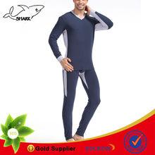 Men thermal pants and winter warm shirts whole set thermal underwear mens pajamas underwear long johns
