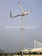 For household, 300w, 500w, 1kw, 2.5kw, 3kw home mini wind turbine generator