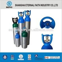 Portable Oxygen gas bottle cylinder