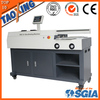 Professional manufacturer electric A3 edge binding machine