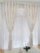 MEIJIA Customized fabric curtain /luxury jacquard curtain/lace curtains