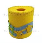 DIY felt product for roll paper towel