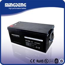 High Quality China Manufacturer vrla 200ah agm sealed ups battery