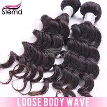 wholesale price for deep body wave brazilian hair queen weave beauty