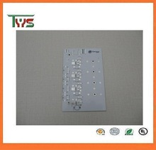 1.6mm thickness single sided aluminum base led pcb manufacturer in china