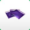 Metallic Purple Foil Package Bubble Bags/jiffy bubble padded bags