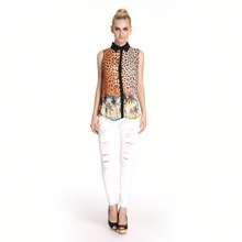 Competitive Price Exceptional Quality Personalized Elegant Lace Tops Blouses