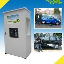 CE 80bar Coin/card operated self service high pressure car wash machine/self service hidrolavadoras of high pressure cars