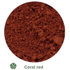 iron oxide red pigment Fe2o3,red pigments